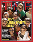 Time Magazine cover for June, 23, 2003.