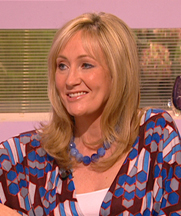 Rowling on her appearance on the Richard and Judy Show, June, 26, 2006.